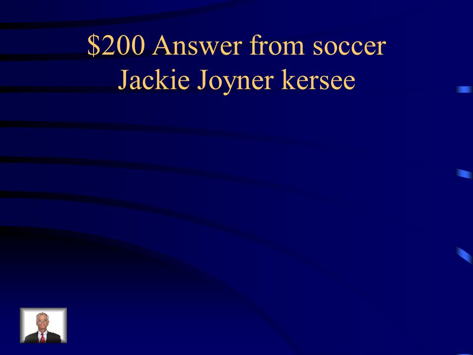 $200 Question from H2 Who is the best woman soccer player in the world