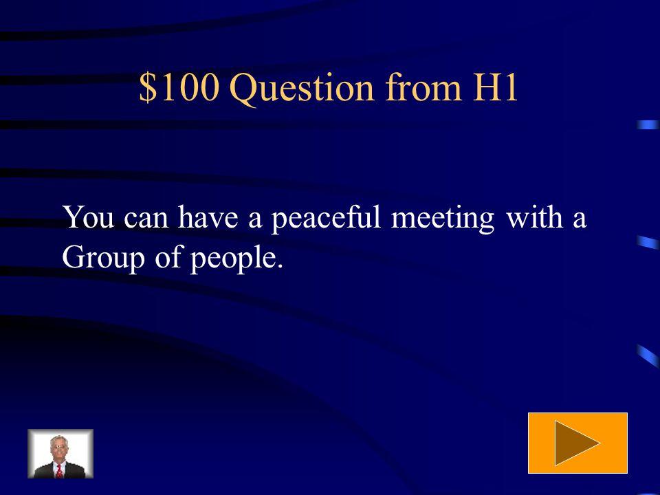 Jeopardy Amendment 1 2 - 4 Amendment 5 - 8 Amendment 9 - 10 Economics Q $100 Q $200 Q $300 Q $400 Q $500 Q $100 Q $200 Q $300 Q $400 Q $500 Final Jeop