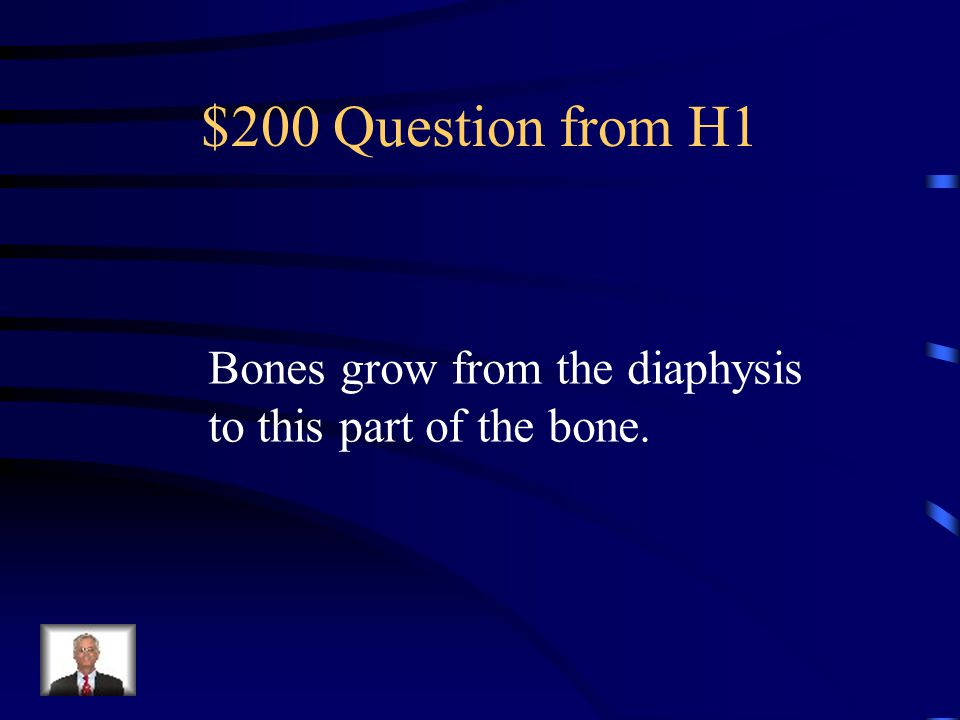 $100 Answer from H1 What is ossification?