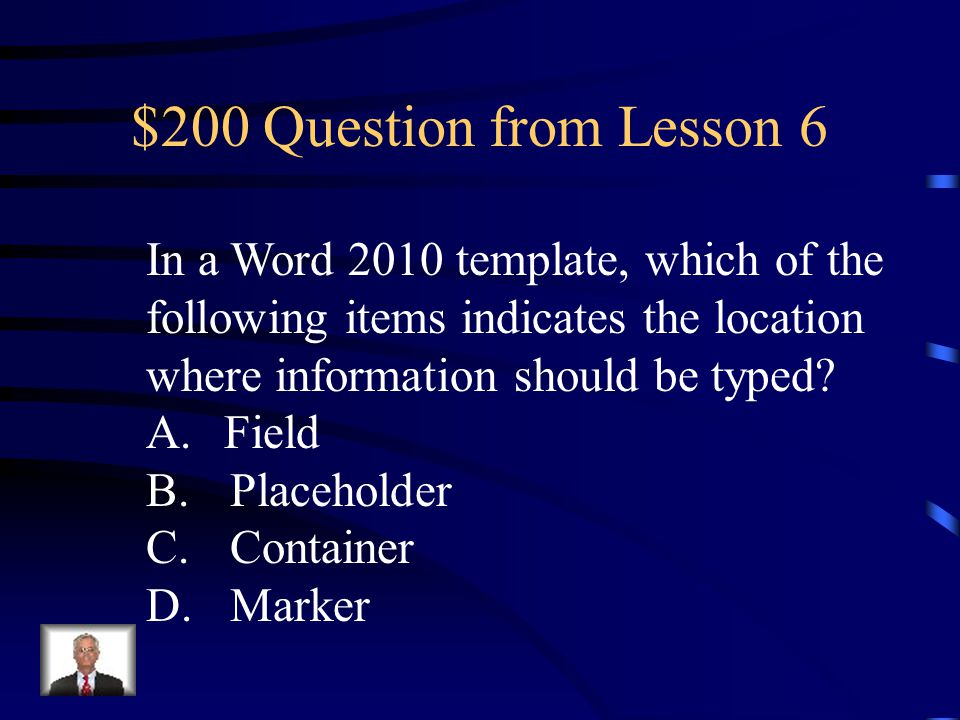 $200 Question from H5 Your Text Here