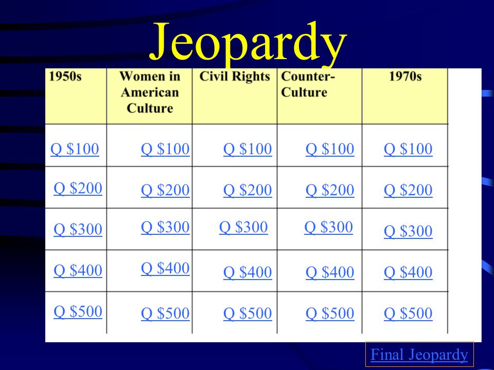 $500 Answer from H3 James Meredith