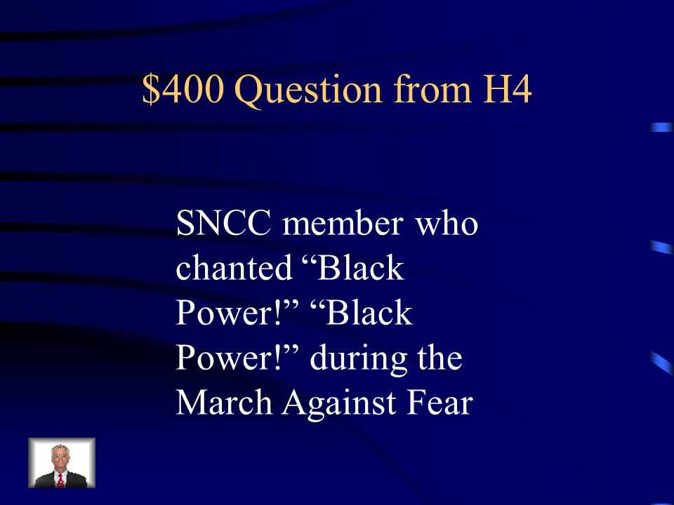 $300 Answer from H4 The Nation of Islam