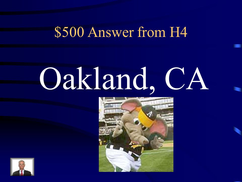 $500 Question from H4 Sometimes seen as militant for their actions with firearms, the Black Panthers operated out of this west coast city and eventually expanded their chapters to other urban cities