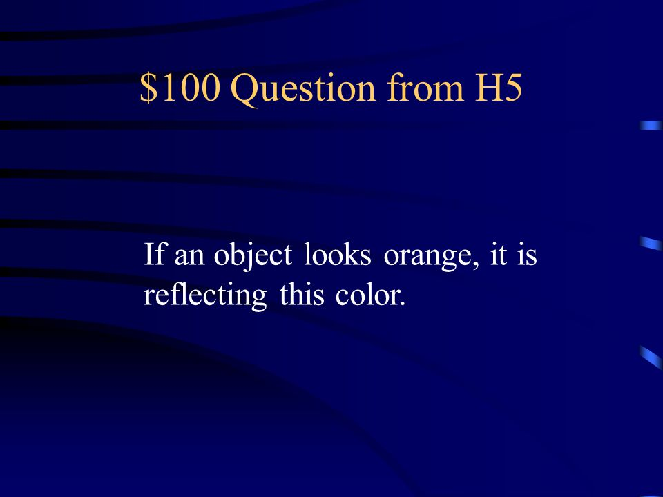 $500 Answer from H4 What is conduction?