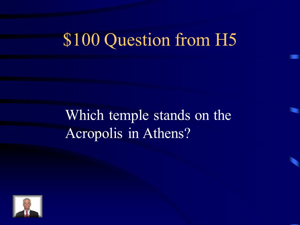 $500 Answer from H4 The beheading of King Louis XVI