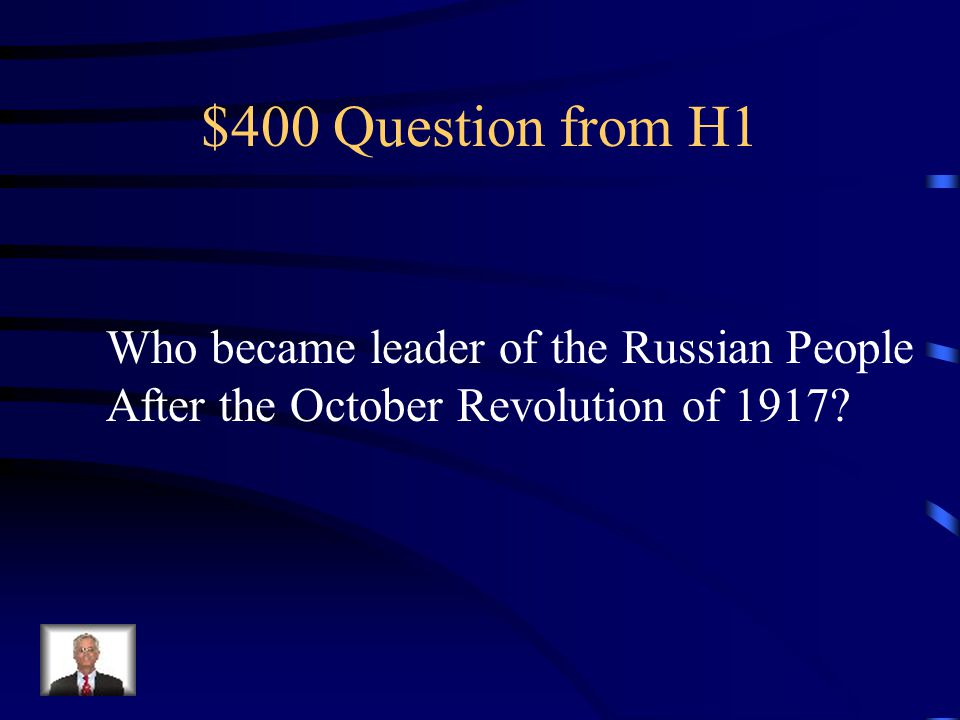$300 Answer from H1 Christopher Columbus