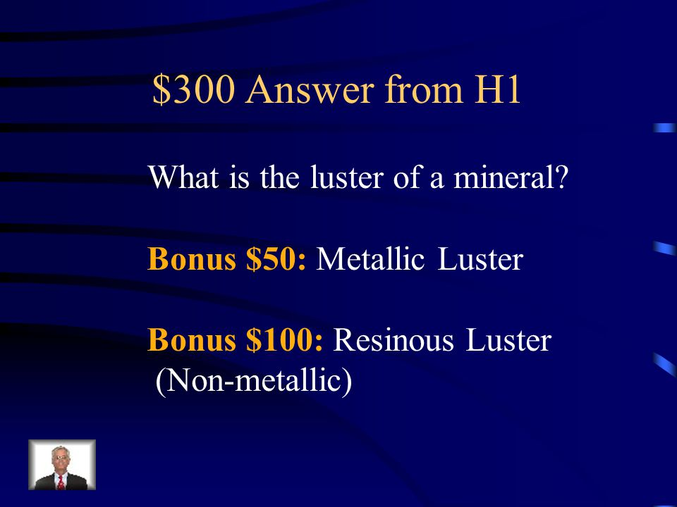 $300 Answer from H5 What is OLDER?