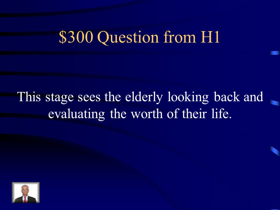 $200 Answer from H1 What is Identity vs. Identity Confusion