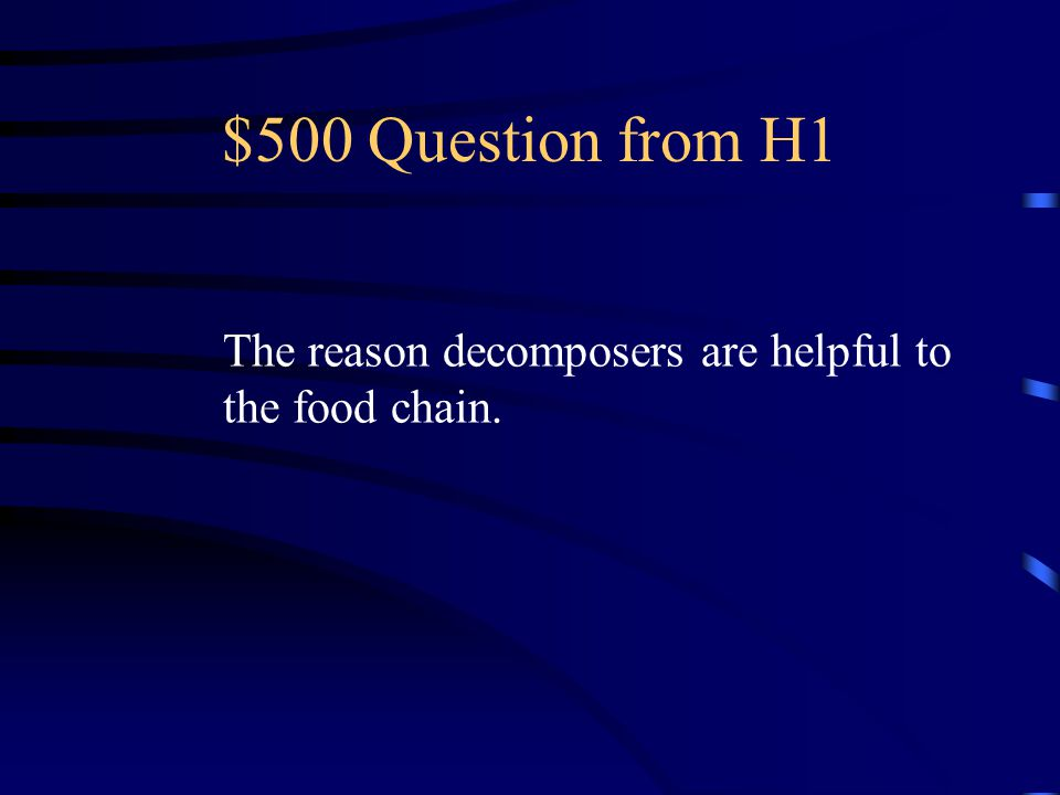 $400 Answer from H1 What is an antibiotic
