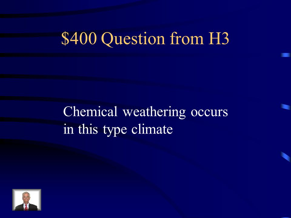 $300 Answer from H3 What is Cold climate
