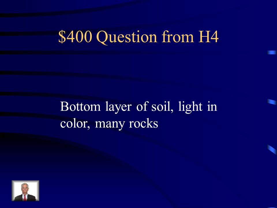 $300 Answer from H4 What is Horizon A
