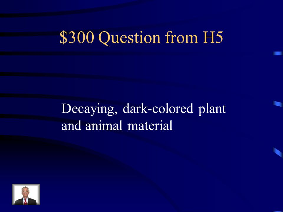 $200 Answer from H5 What are air and water