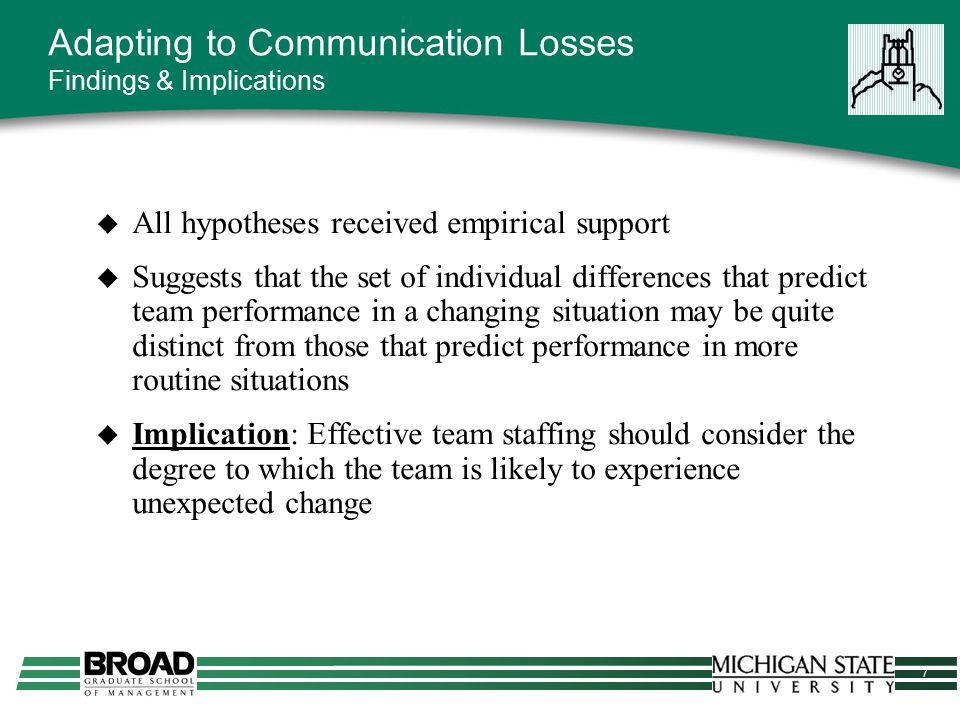 58 Decision Aid Study Team Member Performance Feedback Optimal Performance