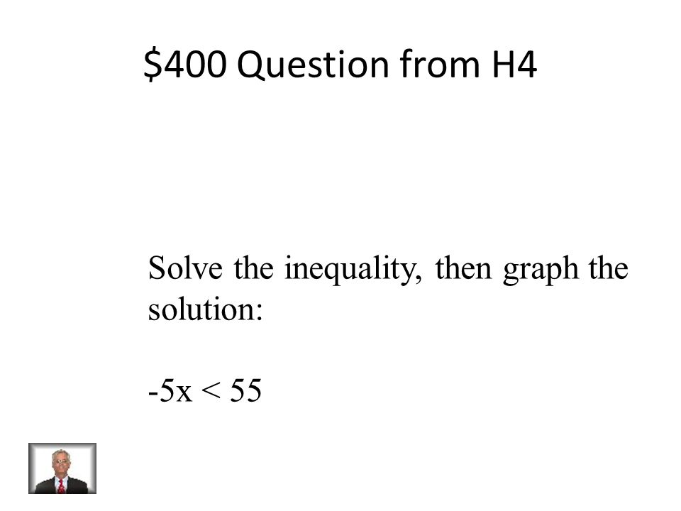 $300 Answer from H4 22 Joules