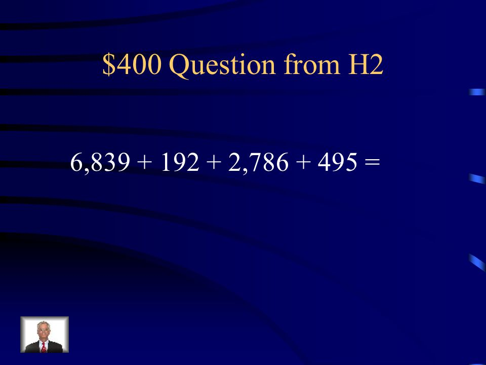 $300 Answer from H2 $160.76