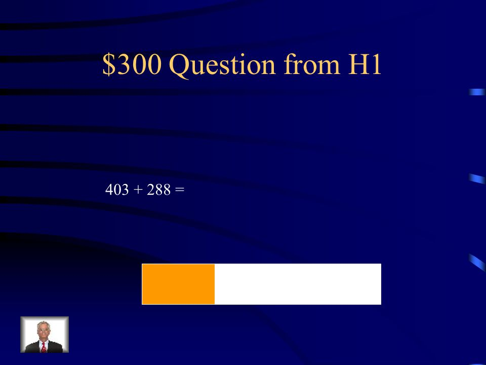 $200 Answer from H1 About $200