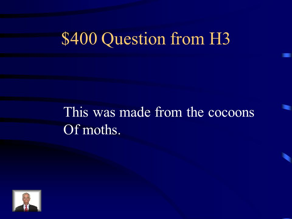 $300 Answer from H3 What is paper?