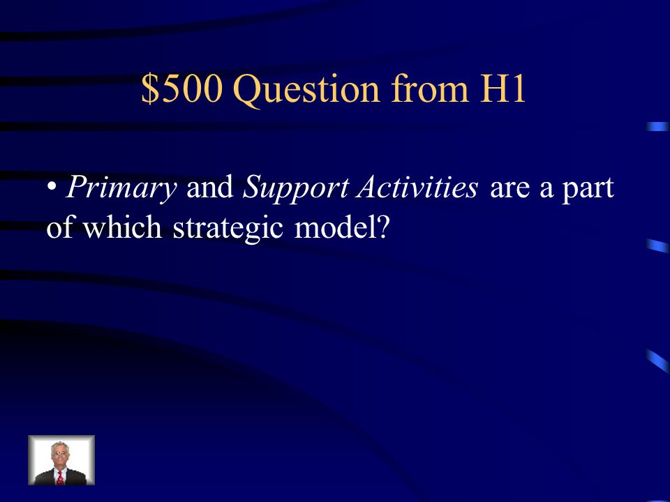$400 Answer from H1 Cost