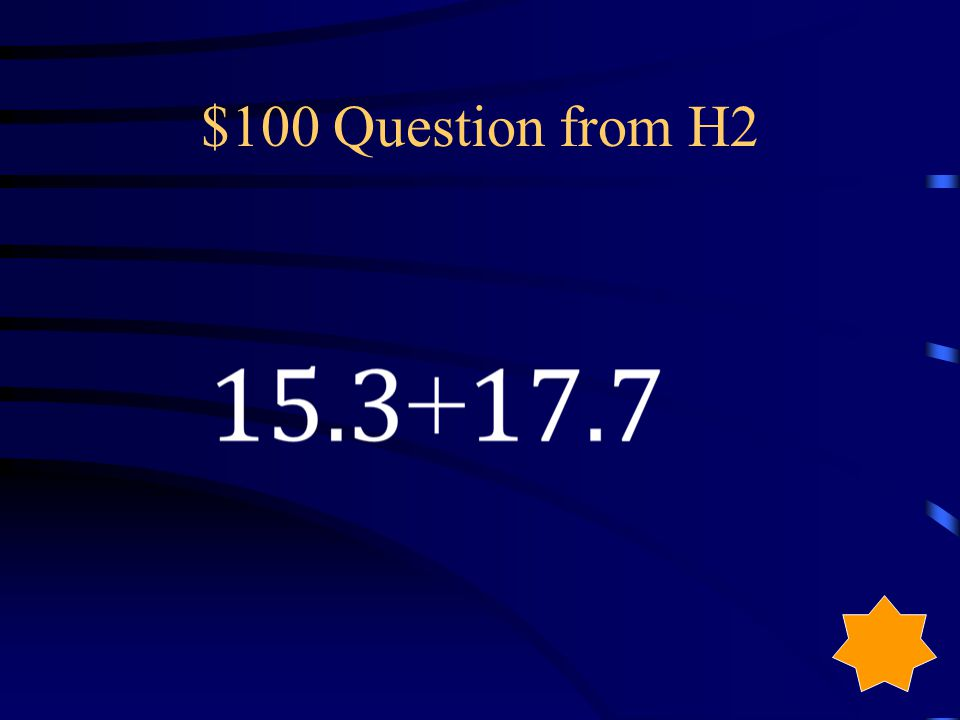 $500 Answer from H1 41/235