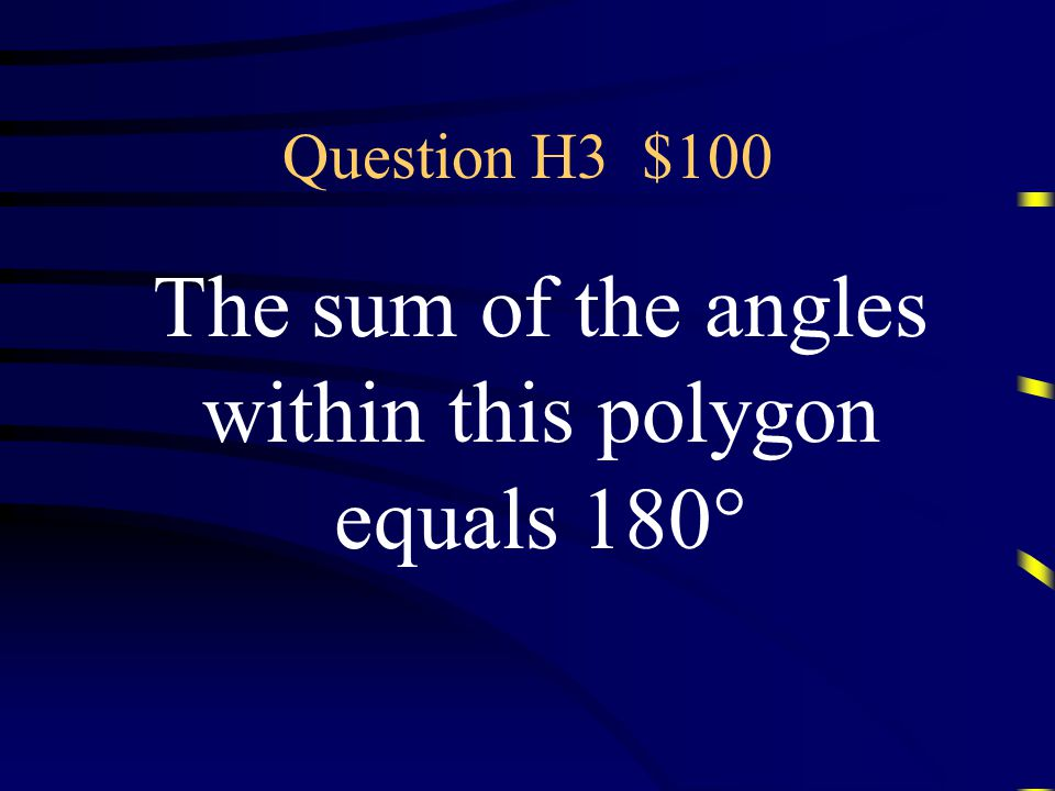 $500 Answer from H2 What is the order of operations Questions