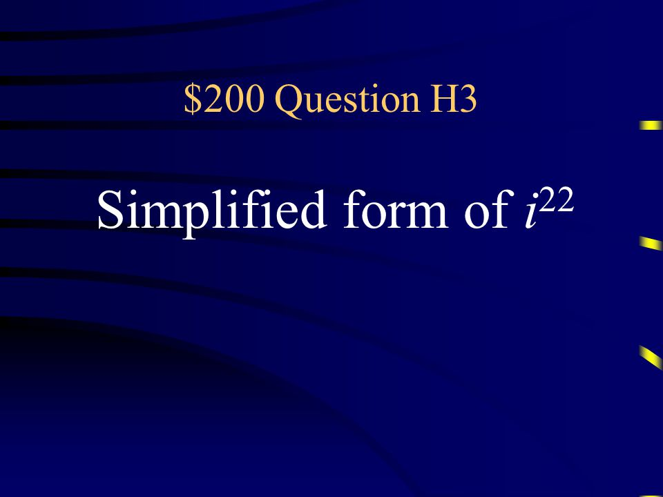 $1000 Answer from H2 What is y = x 2 Questions