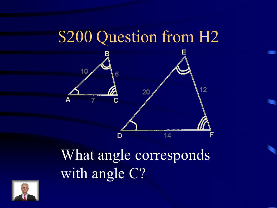 $100 Answer from H2 Side EF