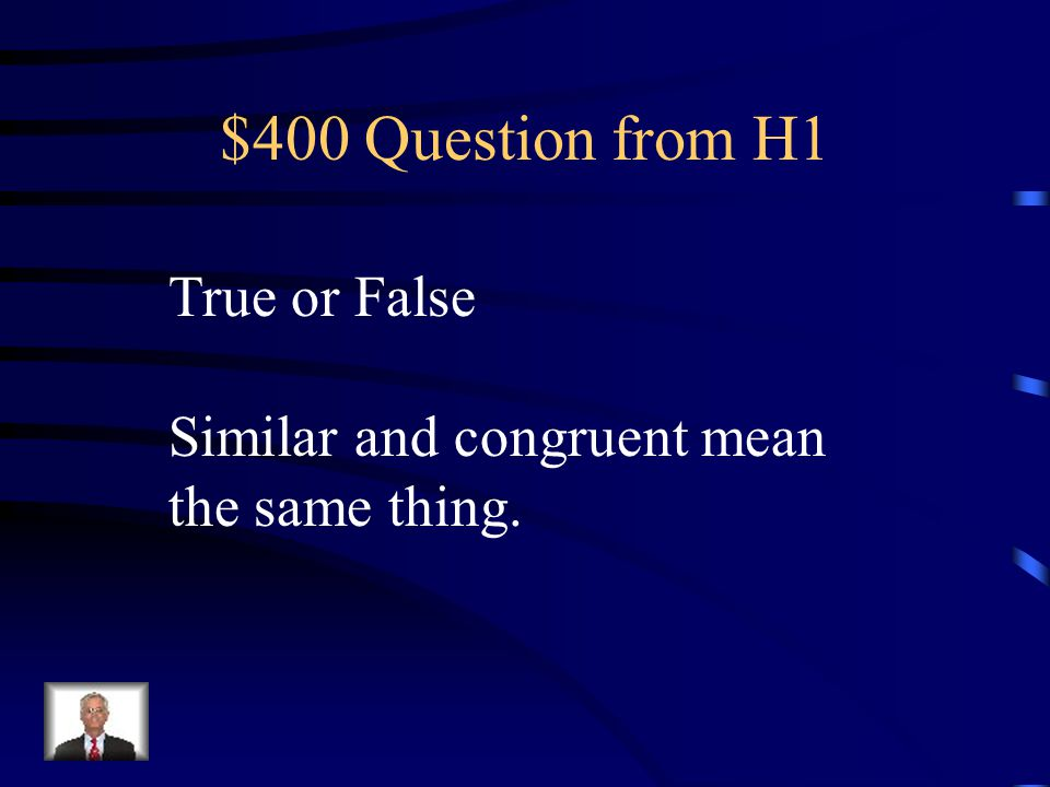 $400 Question from H3 Explain what would happen to a figure if you transformed it using the given rule: (x + 2, y + 4)