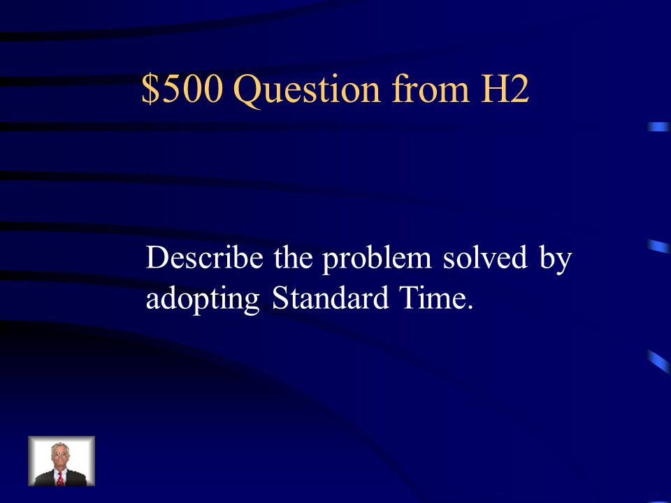 $400 Answer from H2 Virginia City