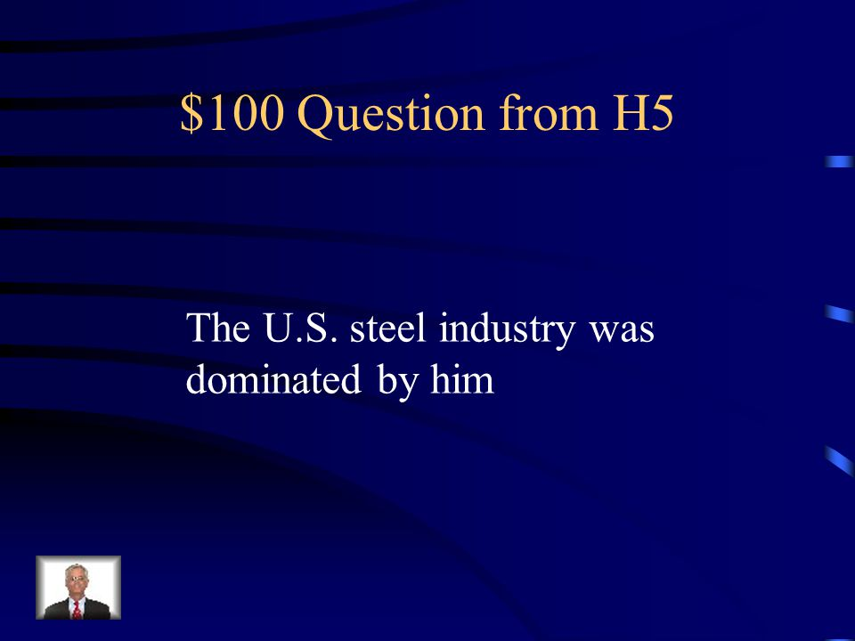 $500 Answer from H4 Socialism