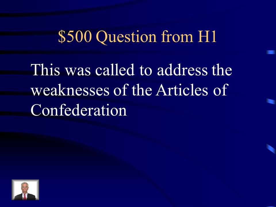$400 Answer from H1 What was the Era of Good Feeling