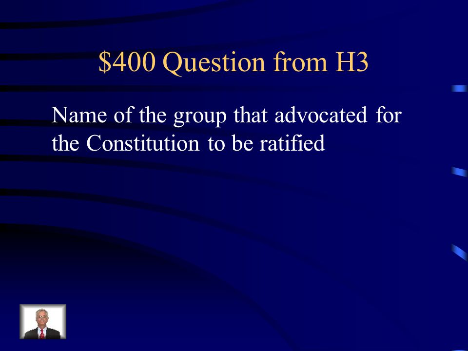 $300 Answer from H3 What was the New Jersey plan