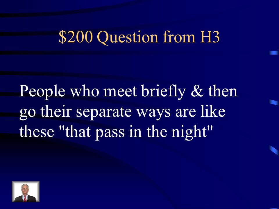 $100 Answer from H3 What is the bush