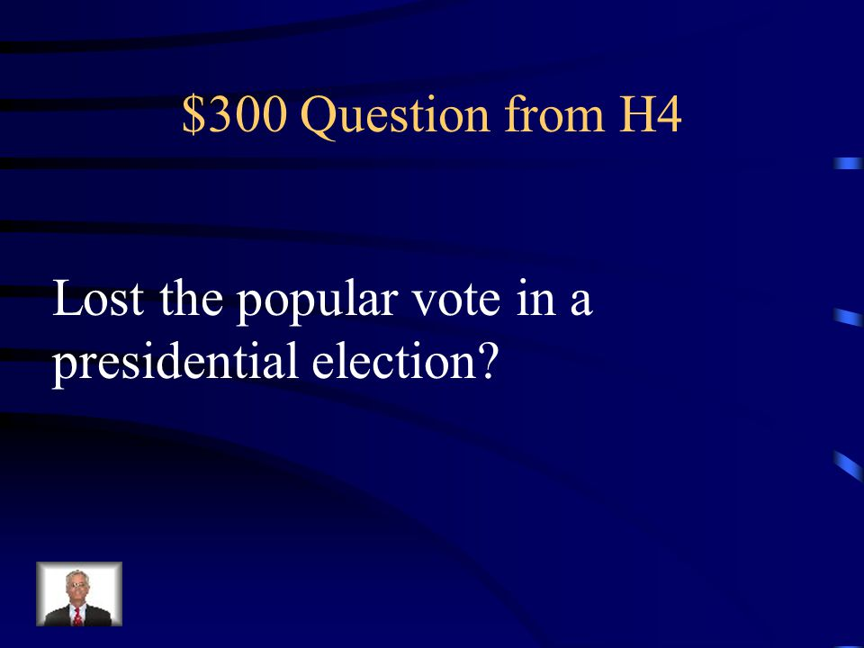 $200 Answer from H4 Who is Lincoln
