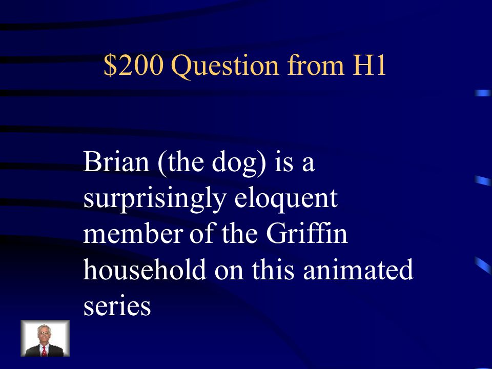 $100 Answer from H1 Who is Flava Flav