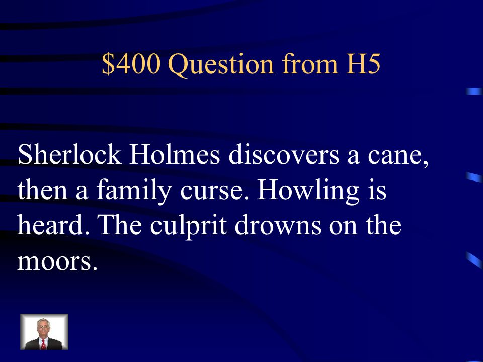 $300 Answer from H5 What is the Outsiders?