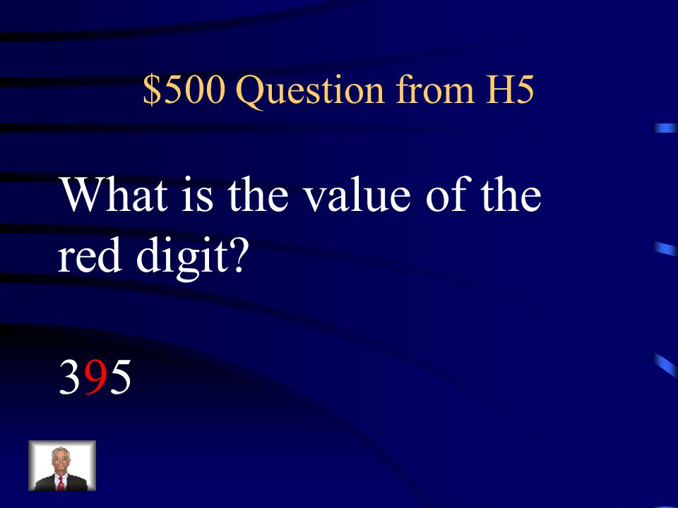 $400 Answer from H5 8