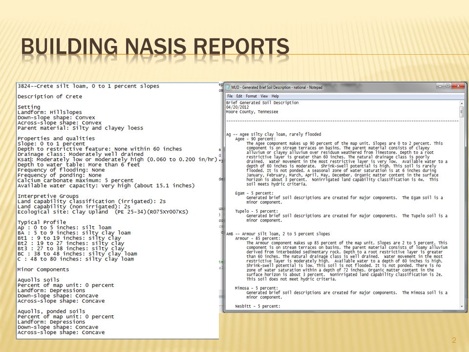  Open the Reports Explorer  On menu or toolbar choose to open new report  Enter report name  Enter report format 13