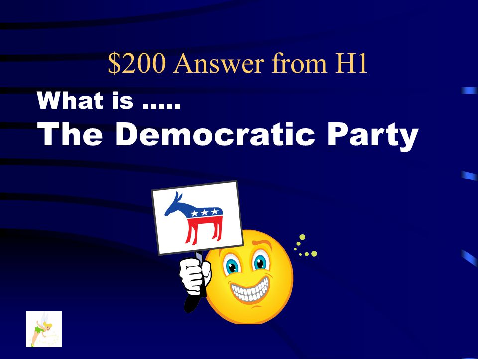 $200 Answer from H4 What is …. The Grange