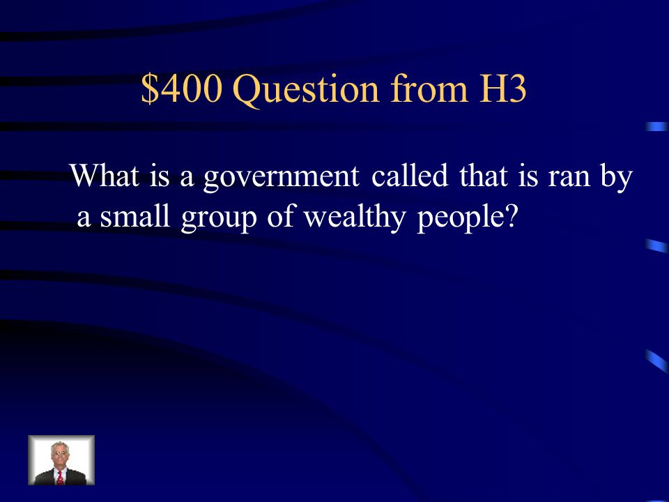$300 Answer from H3 It was the foundation for Western legal tradition