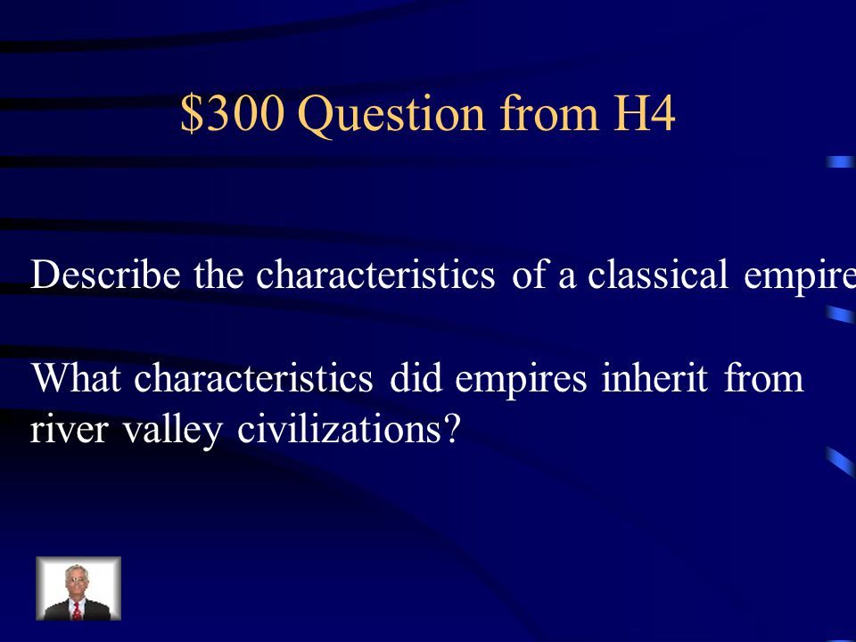 $200 Answer from H4 Arch (aqueducts) and dome (Pantheon)