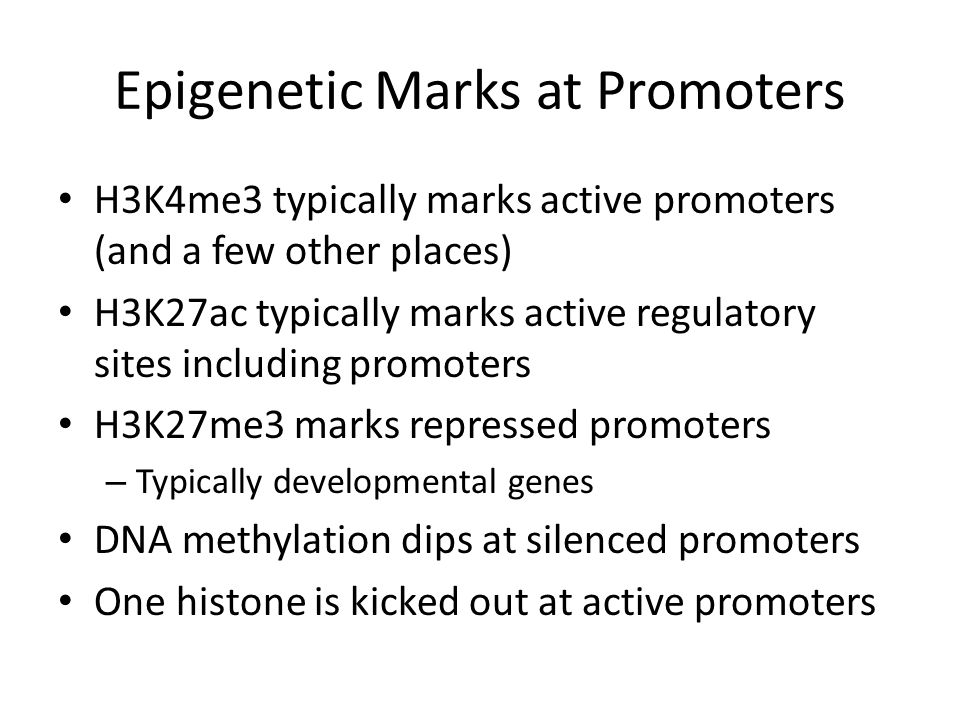 Typical Promoter Marks: EHD3 in Cortex TSS