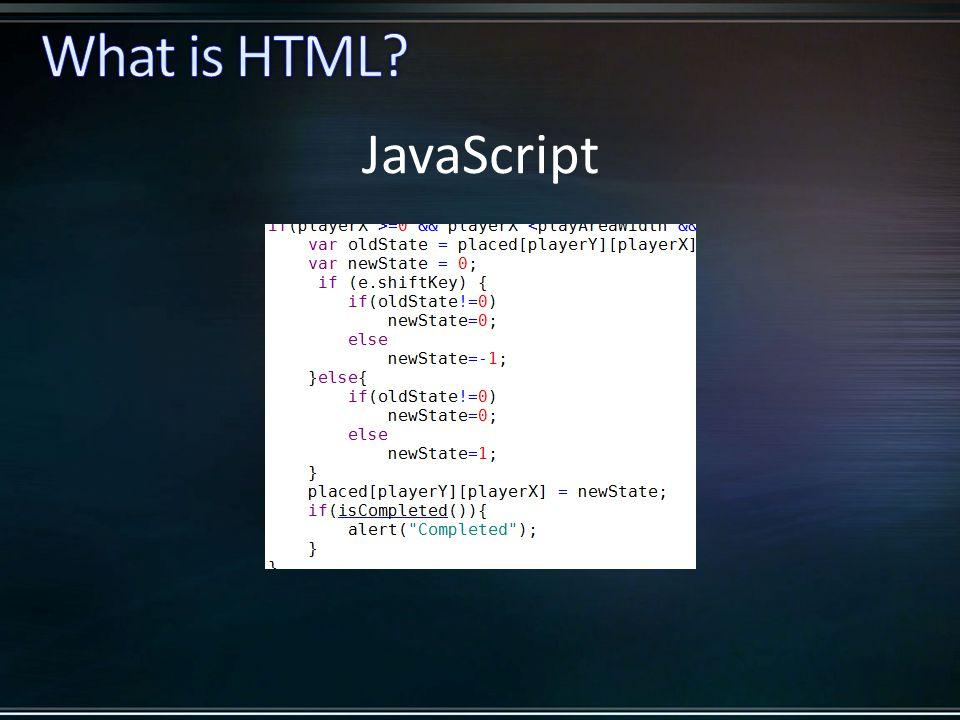 HTML5 - Video