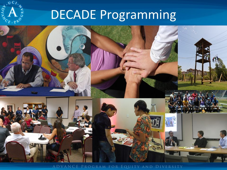 DECADE Programming
