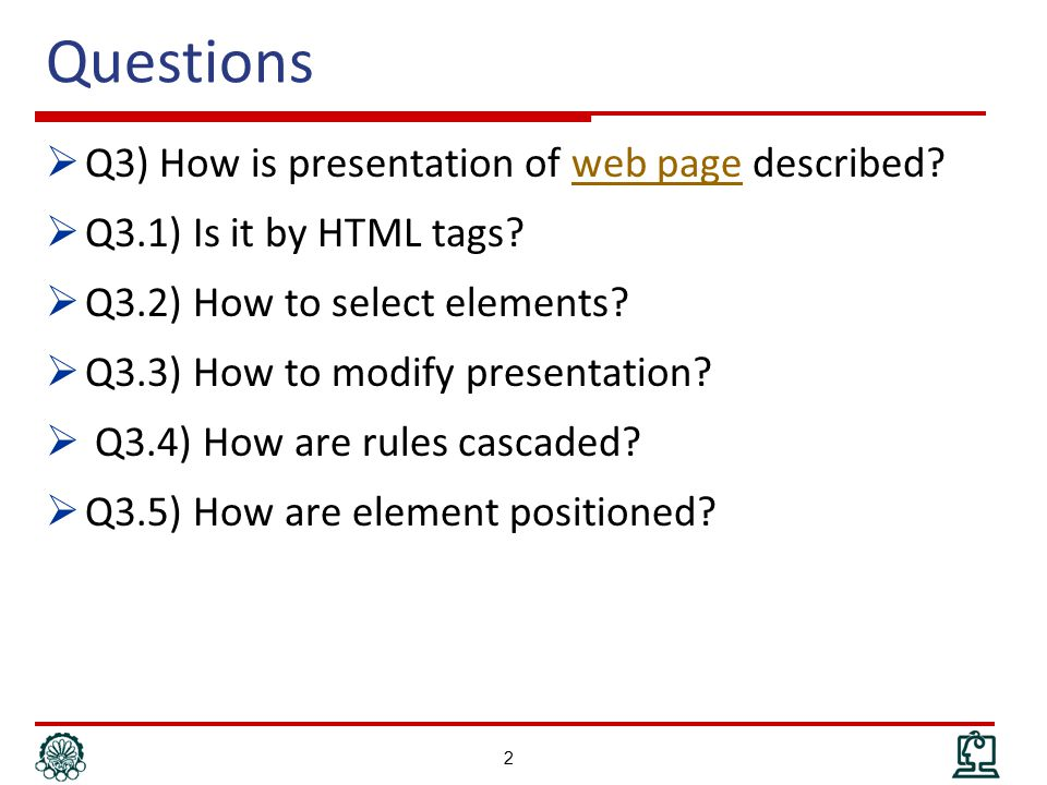 Homework  HW-2: Client Side Static Web Site  HTML + CSS  No JS, PHP, …  Deadline  At least one week after finishing CSS lecture 3