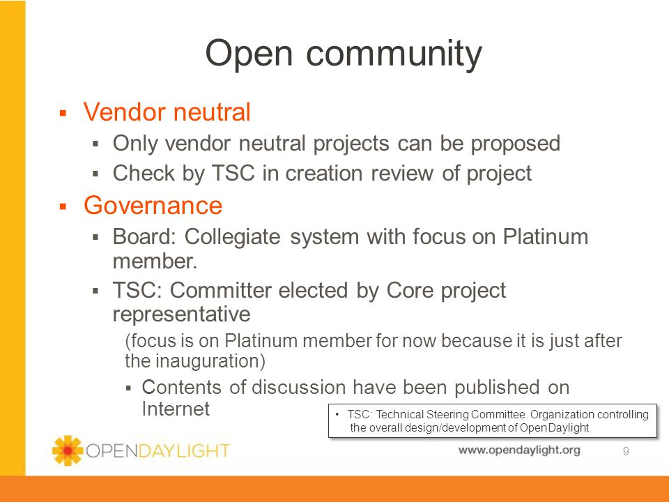 www.opendaylight.org  Now, let us ping the traffic in data plane.