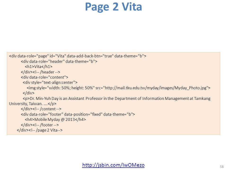 58 Vita Dr.