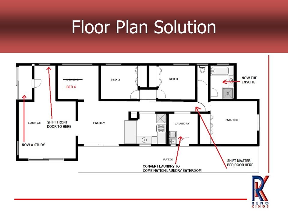 Floor Plan Solution