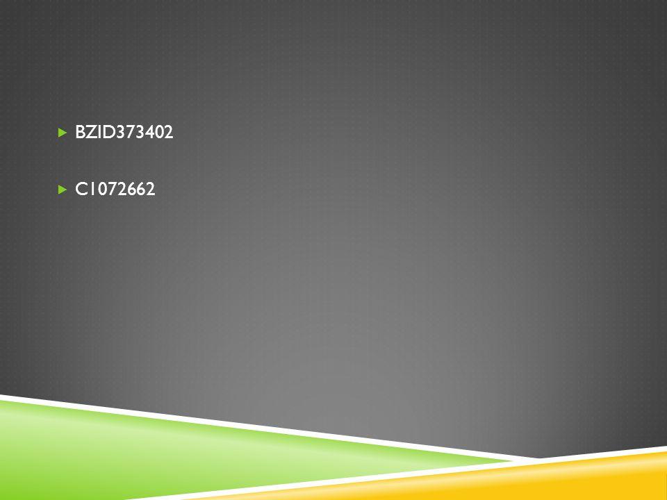  BZID373402  C1072662