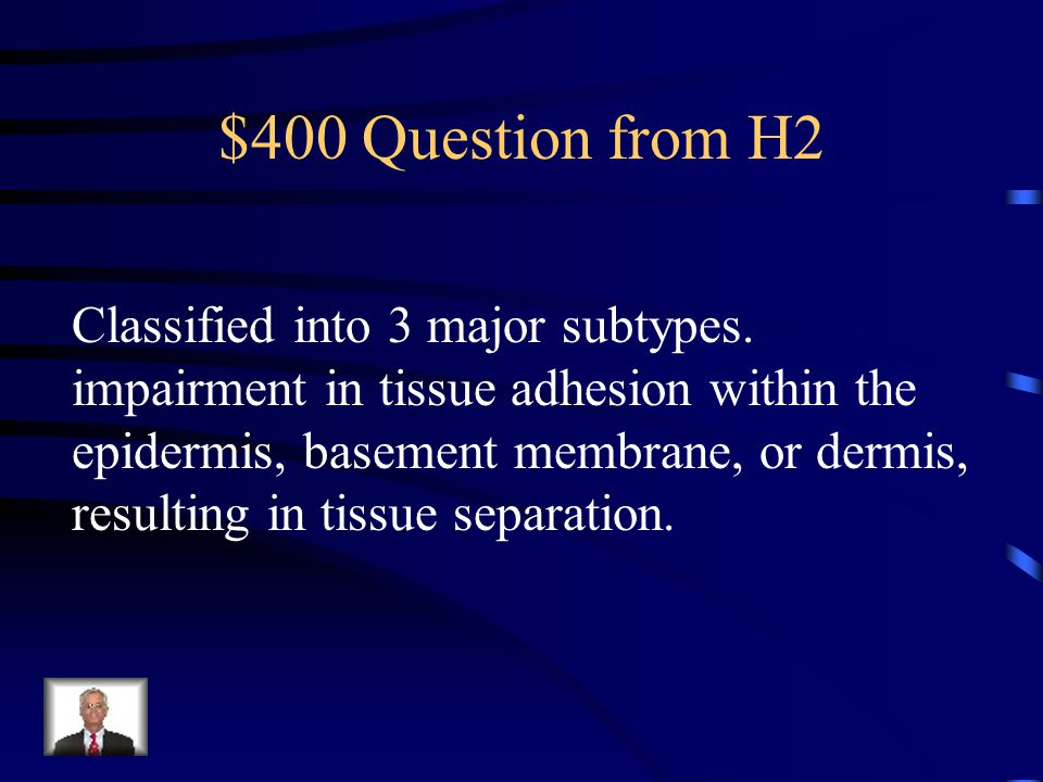 $300 Answer from H2 Osteogenesis Imperfecta