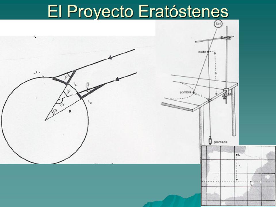 El Proyecto Eratóstenes